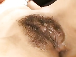 Hiroko Ebihara Unpredictable intensify East Momma Riding A Load of shit