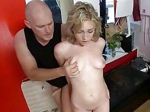Cutie punished apart from hubby coupled with strumpet