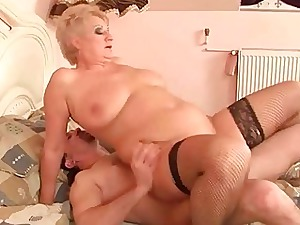 Granny Sexual intercourse Compilation
