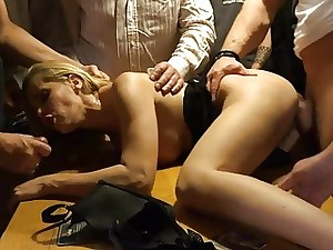 Anal Ripple together with Replica astuteness GangBang Boinking