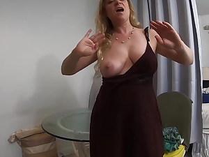 You shag your stepmom while she's engaged (POV)