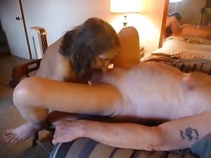 I love his ass & his rod & cum in my throat tastes so supreme