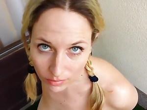 Miss Mia. Blowjob. She is beautiful!
