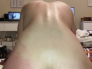 Cuckold with coworker tramp