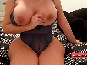 I Penetrated MY Insatiable Large NEIGHBOR - Fat Arse