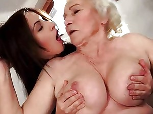 Grand Grannies with the addition of Super-hot Teenies Compilation